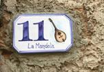 Location vacances Castiglione d'Orcia - La Mandòla-2