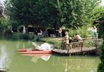 Camping avec WIFI Estaing - Camping Village de Vacances Lac Saint Georges-4