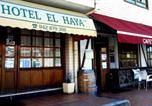 Hôtel Valle de Villaverde - Hotel El Haya-1