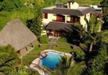 Hôtel L'île aux cerfs - La Maison Soleil-3