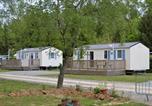 Camping avec Piscine couverte / chauffée Sanchey - Flower Camping du Lac de la Seigneurie-4