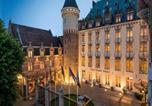Hôtel 4 étoiles Bruges - Hotel Dukes' Palace Brugge-1