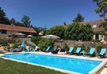 Location vacances Saint-Nizier-sur-Arroux - Gites La Tourelle-2