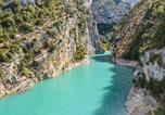 Camping avec WIFI Alpes-de-Haute-Provence - Camping Les Lavandes-1