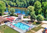 Camping avec Piscine Souillac - Flower Camping Les Ondines-1