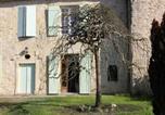 Location vacances Blasimon - House Gite 5 personnes Gite Du Bourg.-1