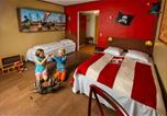 Villages vacances Ry - Legoland Pirates´ Inn Motel-1