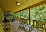 Location vacances Bryson City - Bryson City Cabin w/Hot Tub & Fire Pit on Creek!-3