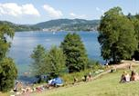 Camping avec Piscine couverte / chauffée Biesheim - Camping Sites et Paysages Au Clos De La Chaume-1