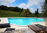 Location vacances Eymet - Villa with 3 bedrooms in Sigoules with private pool furnished garden and Wifi-3