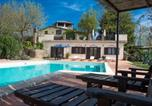Location vacances  Province de Rieti - Agriturismo Villa San Gio-1