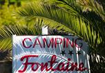 Camping avec Piscine Ille-et-Vilaine - Camping de la Fontaine-4