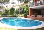 Location vacances  Province de Barcelone - Gran Villa entre mar y montaña-2