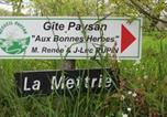 Location vacances Le Theil-de-Bretagne - Aux Bonnes Herbes-1