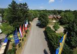 Camping avec WIFI Autriche - Donaupark Klosterneuburg-3