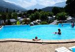 Camping avec Spa & balnéo Hautes-Pyrénées - Camping Ecovillage Le Soleil Du Pibeste-1