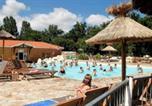 Camping 5 étoiles Saint-Julien-en-Born - Camping Le Mayotte Vacances-1