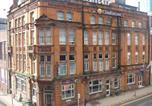 Hôtel Birmingham - Comfort Inn Birmingham-3