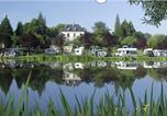 Camping avec Piscine couverte / chauffée Vauville - Castel Le Brévedent-1