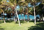 Location vacances  Mozambique - Ebony beach-4