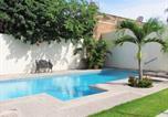 Location vacances Bucerias - Departamento Mauricio #4-4