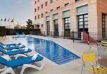 Hôtel Valence - Holiday Inn Express Ciudad de las Ciencias, an Ihg Hotel-3