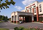 Hôtel Richmond - Hampton Inn & Suites Richmond/Virginia Center-1