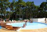 Camping Bord de mer de Saint Hilaire de Riez - Camping de La Plage de Riez-1