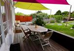 Location vacances Lacanau - Lovely renovated cottage 150m from the beach-2