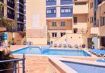 Hôtel Lloret de Mar - Checkin Caribe Youth Hotel-3