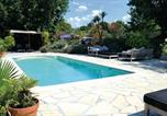 Location vacances Saint-Vallier-de-Thiey - Holiday home Saint Cézaire s/Siagne 26 with Outdoor Swimmingpool-4