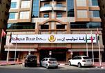 Location vacances  Émirats arabes unis - Sharjah Tulip Inn Hotel Apartments-4