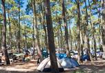 Camping avec Piscine Mézos - Campéole Les Tourterelles-4