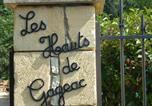Location vacances Cénac-et-Saint-Julien - Les Hauts de Gageac Maison d'Hôtes de Charme-2