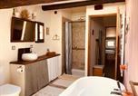 Hôtel Cazilhac - Deux chambres doubles dans les étoiles dans La Catiche de Loutre-4