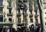 Location vacances Barcelone - Hostal Capitol Ramblas-1
