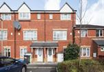 Location vacances Manchester - My-Places Abbotsfield Court Townhouse 14-3