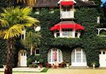 Hôtel Parc Astérix - Manoir des Cavaliers - Bnb-3