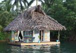 Hôtel Bocas del Toro - El Toucan Loco floating lodge-1