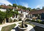 Location vacances Billy-sur-Oisy - Le Riad Bourguignon-1