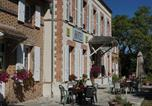 Hôtel Neuvy-sur-Barangeon - Hôtel Restaurant La Sauldraie-1