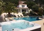 Hôtel Ajaccio - Villa Santa Monica-4