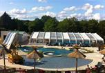 Camping avec Parc aquatique / toboggans Vienne - Camping La Roche Posay Vacances-1