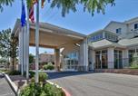 Hôtel Albuquerque - Hilton Garden Inn Albuquerque/Journal Center-1
