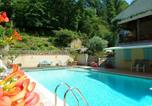 Location vacances Mazamet - Mille Fleurs a romantic enchanting renovated luxury Bastide with shared pool-1