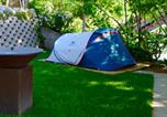 Camping Slovénie - Jeans Backyard Tent Camping-1