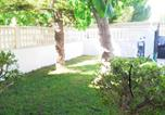 Location vacances Roda de Barà - House with 3 bedrooms in Creixell with furnished terrace-4