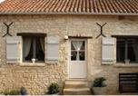 Location vacances Panzoult - Holiday Home Petit Bonheur Theneuil-1