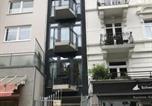 Location vacances Hamburg - Apartmenthaus Eppendorfer Weg-1