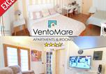 Hôtel Province d'Olbia-Tempio - Vento Mare Apartments & Rooms